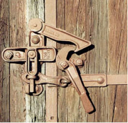 Camel Company Door Latch Hardware. $38.00 Set (will Complete One Car  2  Doors) ...